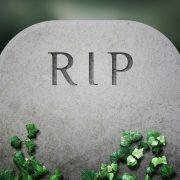 Generic Tombstone RIP