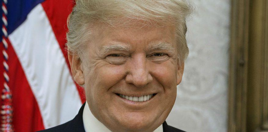 President Donald Trump 2020