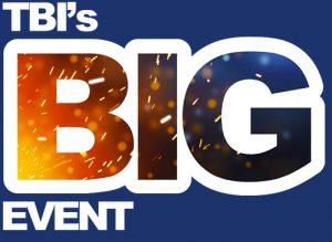 TBI BIG Event logo