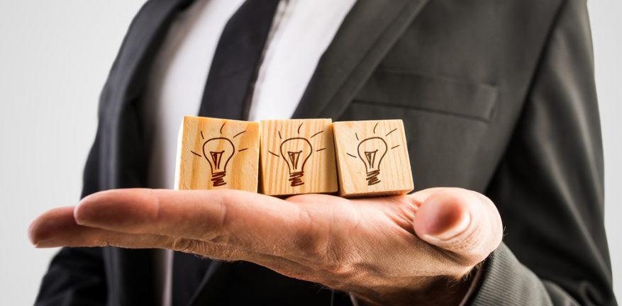 Three 3 ideas plans strategies