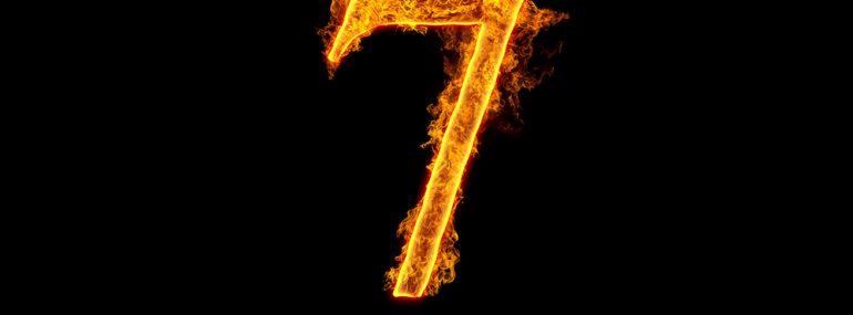 Flaming 7