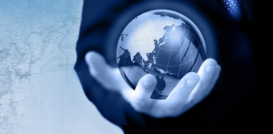 Global concept_technology_business_leadership