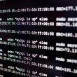 system log from Linux server