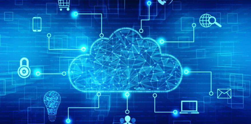 Cloud Computing diagram for Microsoft gallery