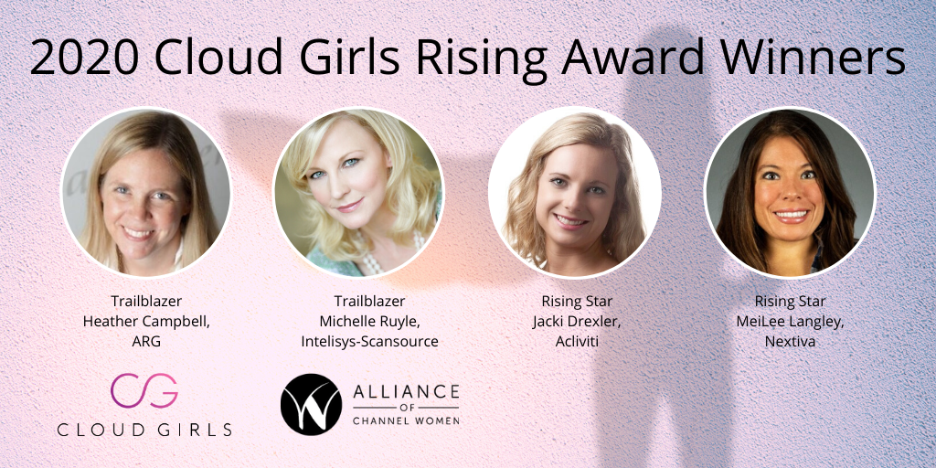 Cloud Girls Rising Awards 2020