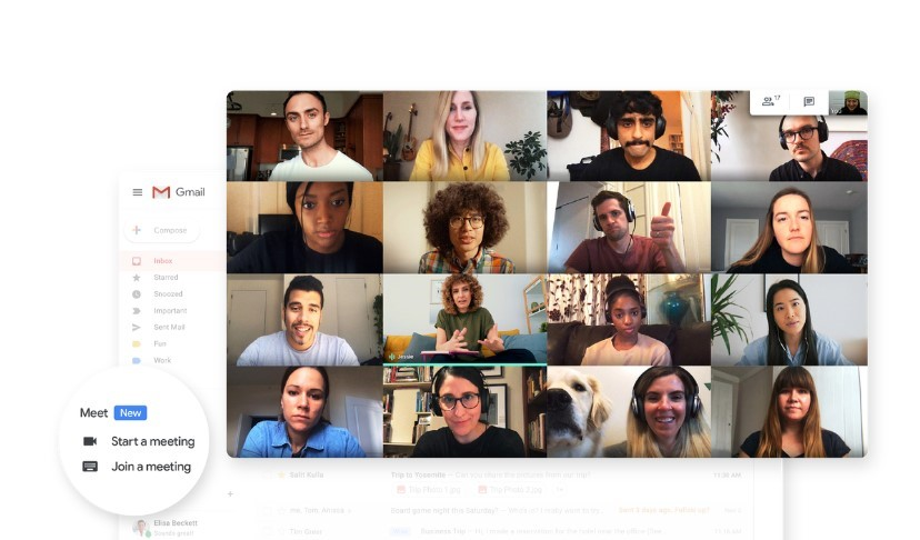 Google Meet Video Conferencing Poised to Challenge Zoom
