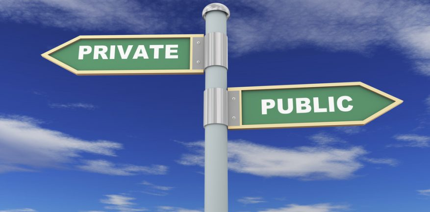 Public and Private Cloud