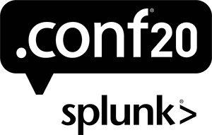 Splunk conf20 logo