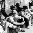 Unemployed in Great Depression