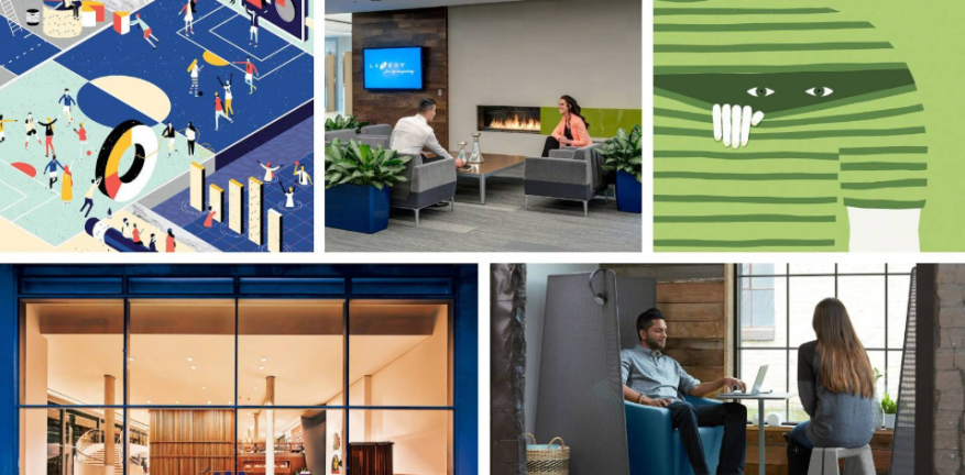 innovation, office design, well-being