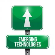 Emerging Technologies sign