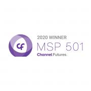 MSP 501 Winner Logo