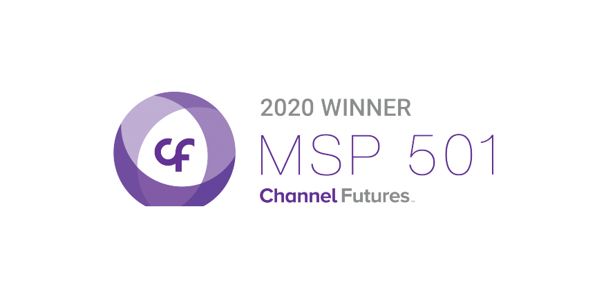 MSP 501 Winner Logo