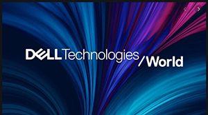 Dell Technologies World logo 2020