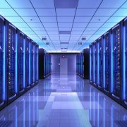 High performance computing data center