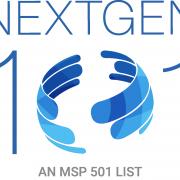 NextGen101 Logo Vertical MSP501 List - PNG