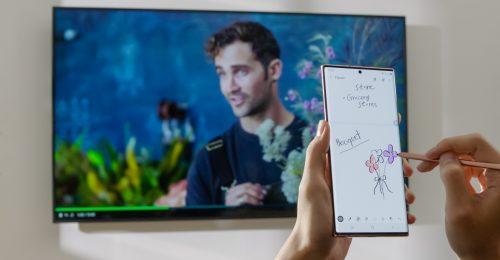 Samsung Galaxy Note20 Ultra_DeX Notes