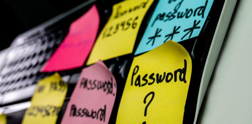 Identity access management password
