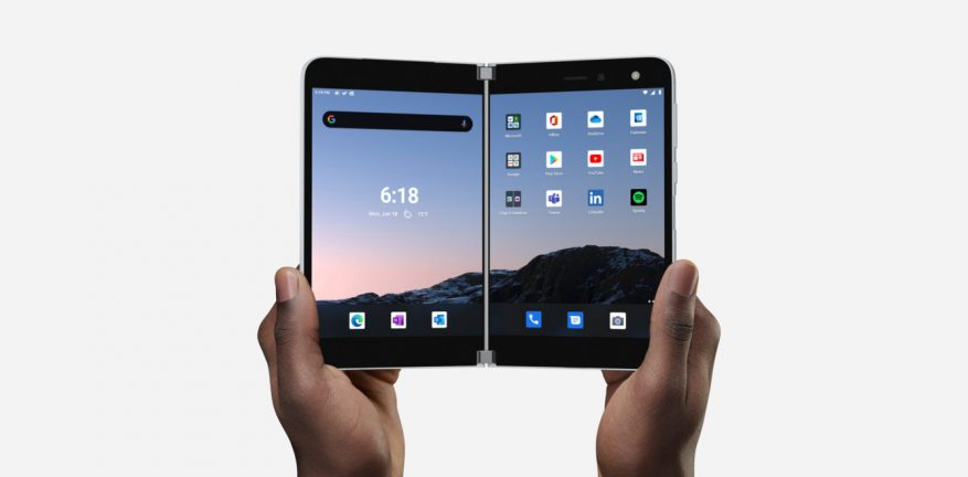 Microsoft Surface Duo Phone