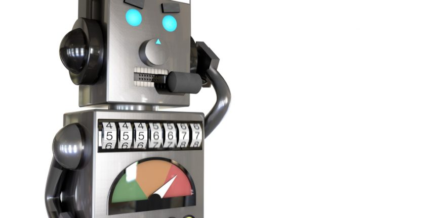 robocall robot