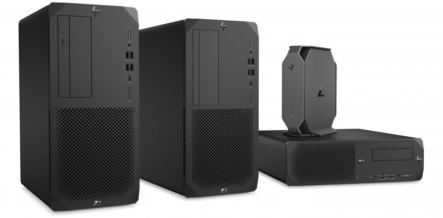 HP Z2 Desktop Family