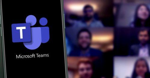 Microsoft Teams Group Display and Mobile