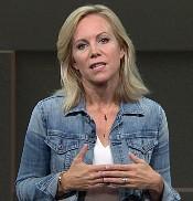 Microsoft's Alysa Taylor at Ignite 2020