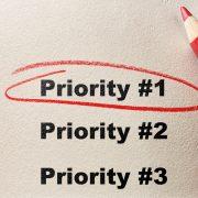 Priority #1