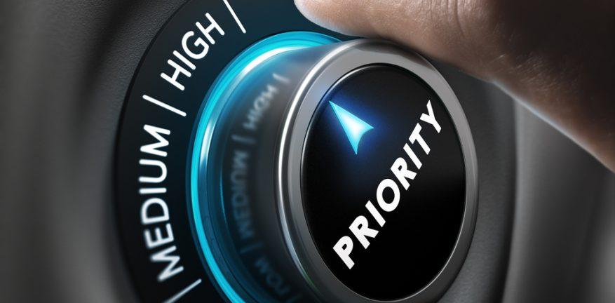 Priority Dial
