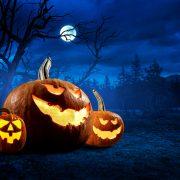Spooky Jack O'Lanterns