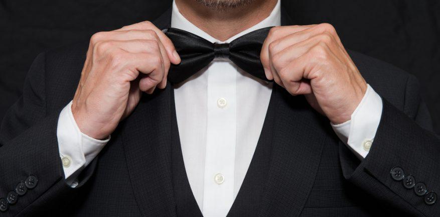 Tuxedo Bowtie, Formal Wear