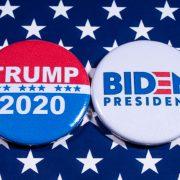 Biden-Trump Campaign Buttons
