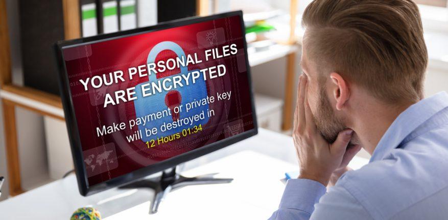 Ransomware Desktop