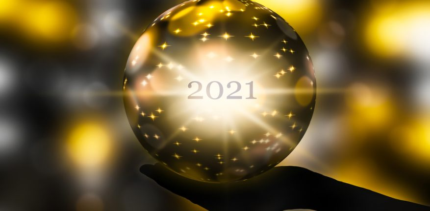 2021 Predictions Crystal Ball
