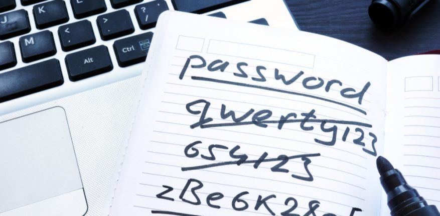 Bad password list
