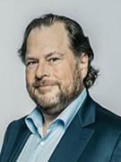 Salesforce's Marc Benioff