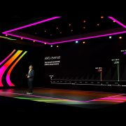 CEO Andy Jassy during keynote at AWS reInvent 2020