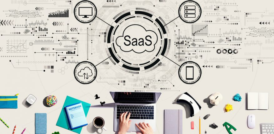 SaaS applications software as a service
