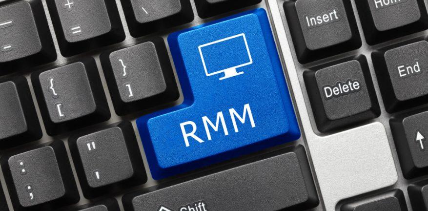 RMM on keyboard