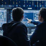 cyberattacks threat hunters