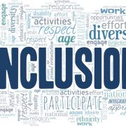 Diversity and Inclusion word salad