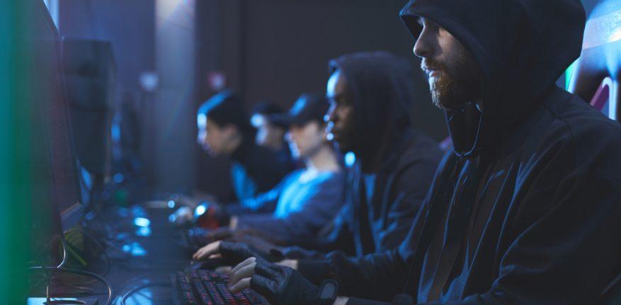 Malicious hacker group
