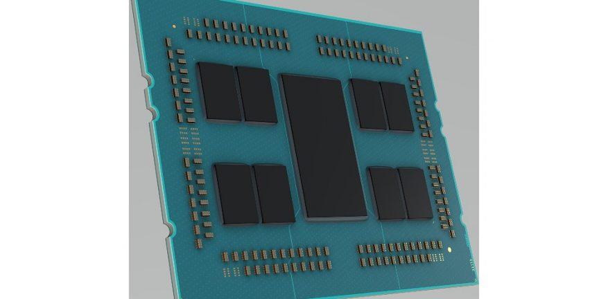 AMD EPYC 7003 Series Processor Web Size
