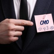 CMO name tag