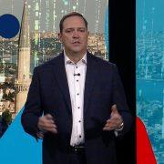 Cisco's Chuck Robbins at Cisco Live 2021