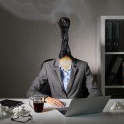 Female executive burnout