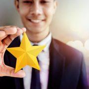 Rewards, gold star