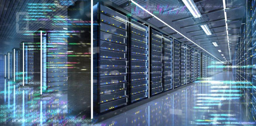 Data center 3-D