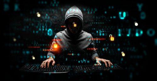 Shaded hacker