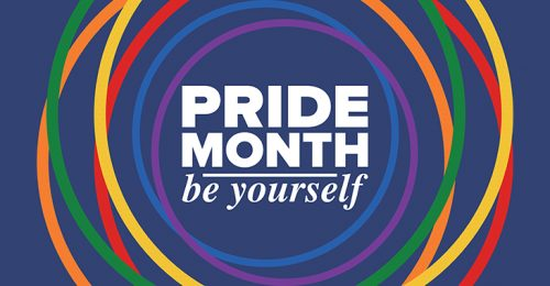Pride Month Be Yourself
